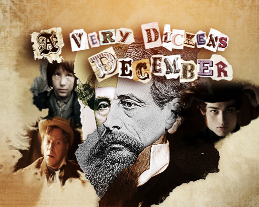 a very dickens december